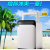 ミニ冷蔵庫冷蔵庫冷蔵庫冷蔵庫冷蔵庫冷蔵庫冷蔵庫冷蔵庫冷蔵庫冷蔵庫冷蔵庫冷蔵庫冷蔵庫の冷蔵庫は冷凍室があります。20リットル流星ガラスドアのダブルコアです。