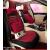 冬季自動車クッション栄威I 6 RX 5 350 erx 5 ei 6 550フルバック四季専用シートカバー夢幻紫標準版
