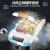 SATA(SAST)車載冷蔵庫12 V/24 V/220 V車家兼用冷凍恒温保冷箱寮貨車小冷蔵庫11 L(機械式)車家兼用