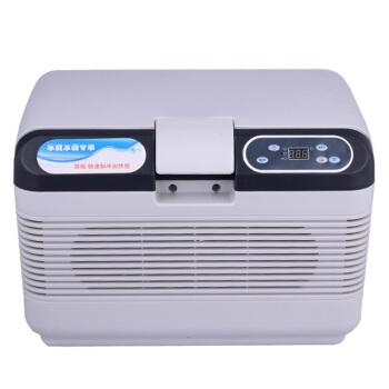 SOMATE腹膜透析液38度恒温箱2-8度イシュー成長ホルモ冷蔵箱牧畜豚精貯蔵蔵老人医薬品専用箱12リットライト2-8度牧畜17度