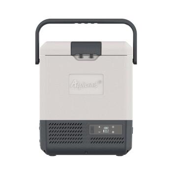 Alpicool 8 L新品車載冷蔵庫知能APP冷凍コンプレッサー寝室快速冷凍ミニリチウム電気便利冷蔵庫P 8車家兼用+APP